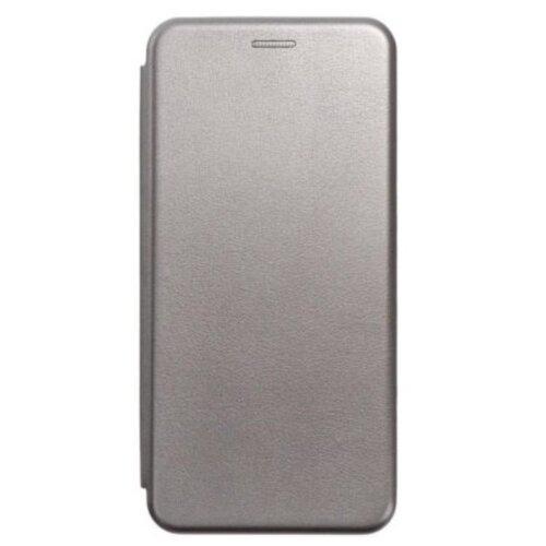 Etui BOOK MAGNETIC do Samsung S20 FE Stalowy