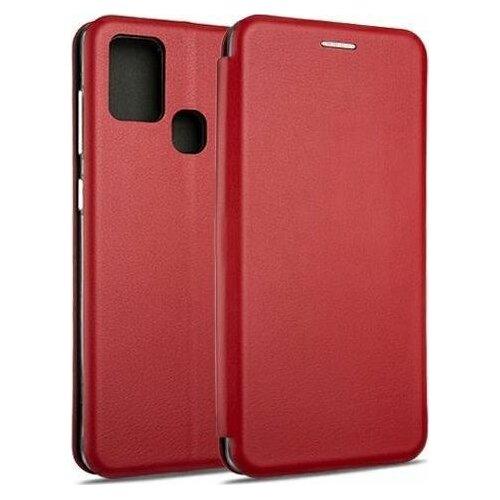 Etui BOOK MAGNETIC do Samsung S20 FE Czerwony