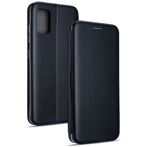 Etui BOOK MAGNETIC do Samsung Galaxy M51 Czarny