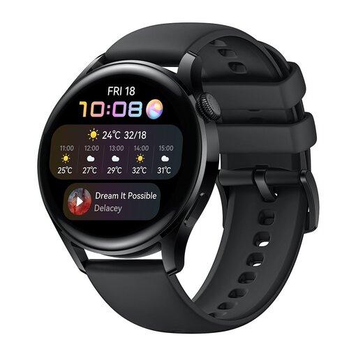 Smartwatch HUAWEI Watch 3 Active LTE Czarny