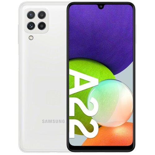 "Smartfon SAMSUNG Galaxy A22 4/64GB 6.4"" 90Hz Biały SM-A225"