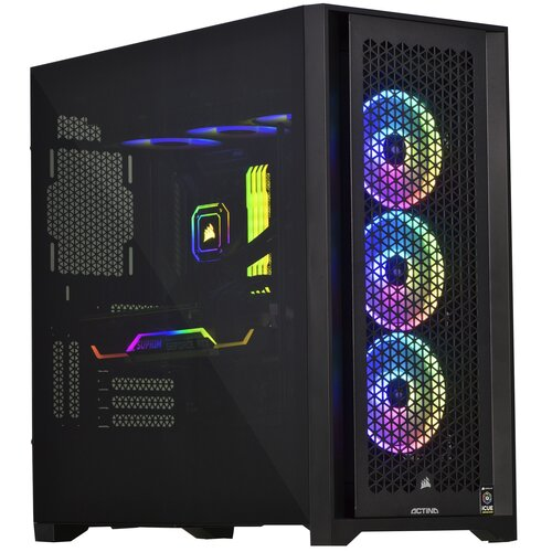 Komputer ACTINA iCUE R5-5600X 32GB SSD 1TB GeForce RTX3070