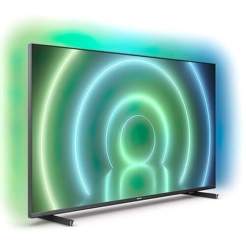 """Telewizor PHILIPS 70PUS7956 70"""" LED 4K Android TV Ambilight x3 Dolby Atmos Dolby Vision"""