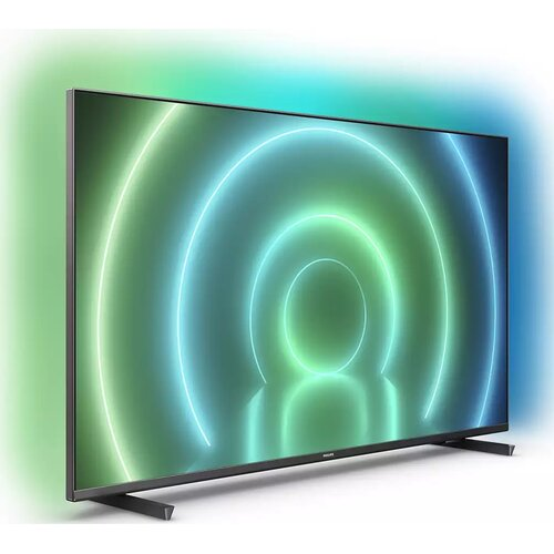 """Telewizor PHILIPS 55PUS7906 55"""" LED 4K Android TV Ambilight x3 Dolby Vision"""