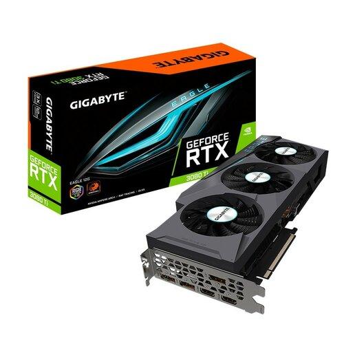 Karta graficzna GIGABYTE GeForce RTX 3080 Ti Eagle LHR 12GB