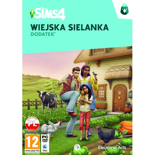 The Sims 4: Wiejska Sielanka Gra PC