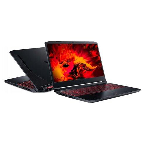 "Laptop ACER Nitro 5 AN515-55 15.6"" IPS 144Hz i5-10300H 16GB SSD 512GB GeForce RTX3060 Windows 10 Home"