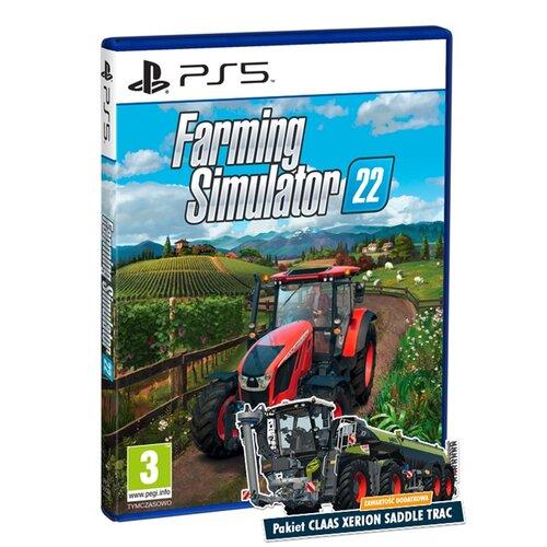 Farming Simulator 22 Gra PS5