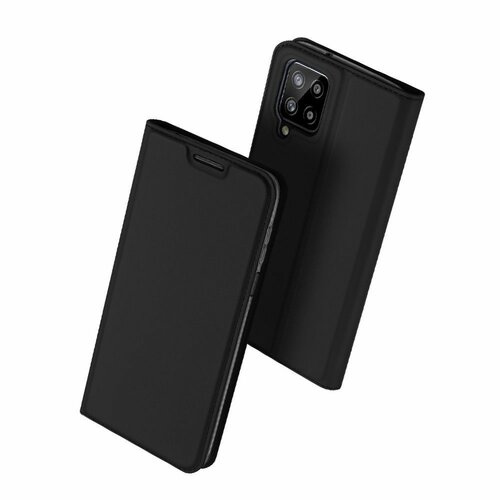 Etui DUXDUCIS SkinPro do Samsung Galaxy A22 LTE Czarny
