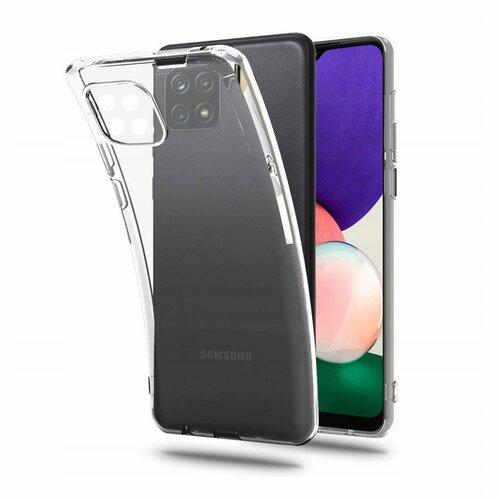 Etui TECH-PROTECT Flexair do Samsung Galaxy A22 5G Przezroczysty