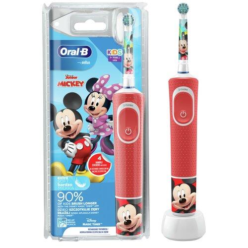 Szczoteczka rotacyjna ORAL-B Kids D100 Mickey