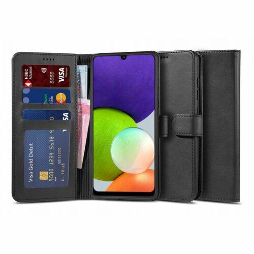 """Etui TECH-PROTECT Wallet """"2"""" do Samsung Galaxy A22 5G Czarny"""