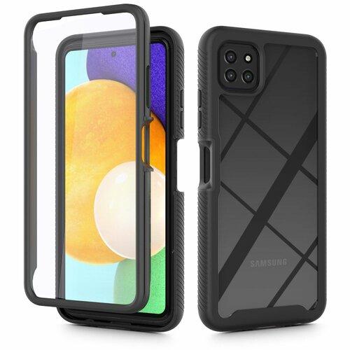 Etui TECH-PROTECT Defense360 do Samsung Galaxy A22 5G Czarny