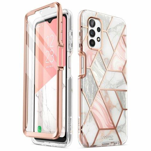 Etui SUPCASE Cosmo do Samsung Galaxy A32 5G Różowy