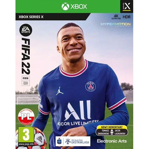 FIFA 22 Gra XBOX SERIES X