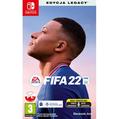 FIFA 22 Gra NINTENDO SWITCH