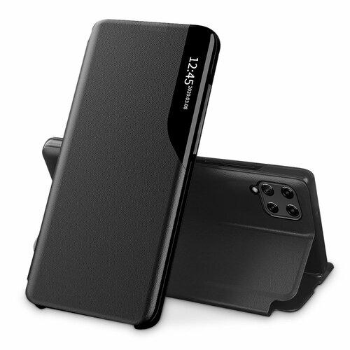 Etui TECH-PROTECT Smart View do Samsung Galaxy A22 LTE Czarny