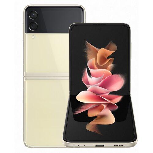 "Smartfon SAMSUNG Galaxy Z Flip 3 8/256GB 5G 6.7"" 120Hz Beżowy SM-F711"