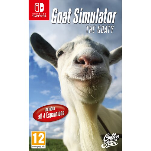 Goat Simulator: The Goaty Gra NINTENDO SWITCH