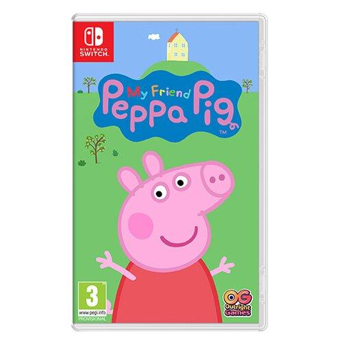 My Friend Peppa Pig Gra NINTENDO SWITCH