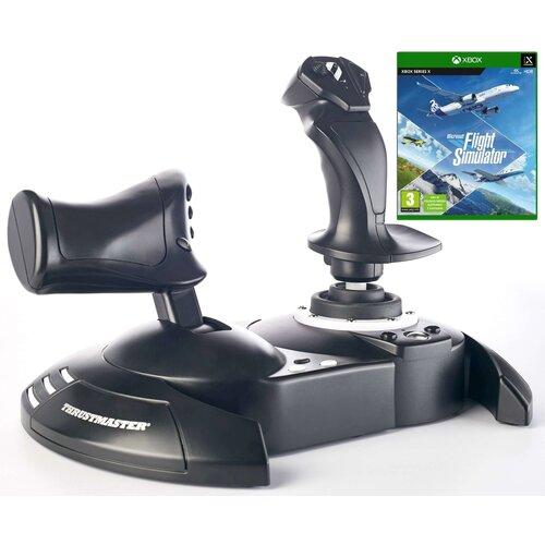 Joystick THRUSTMASTER T.Flight Hotas One + Microsoft Flight Simulator Gra Xbox Series X