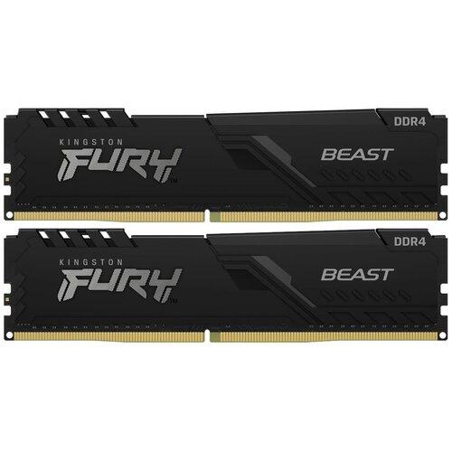 Pamięć RAM KINGSTON Fury Beast 16GB 3200MHz