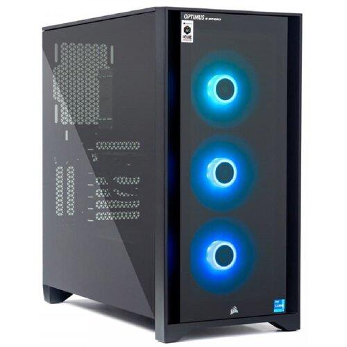 Komputer OPTIMUS E-Sport GZ590T-CR8 i5-11600K 16GB SSD 1TB GeForce GTX1660 Super Windows 10 Home