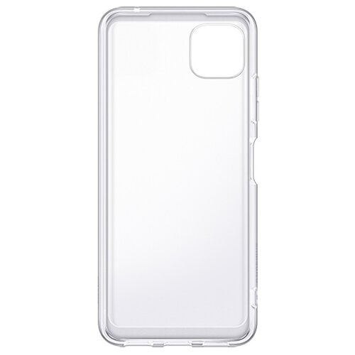 Etui SAMSUNG Soft Clear Cover do Samsung Galaxy A22 5G Przezroczysty