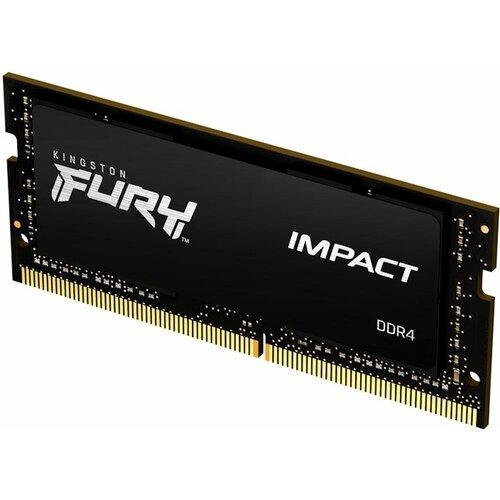 Pamięć RAM KINGSTON Fury Impact 8GB 2666MHz