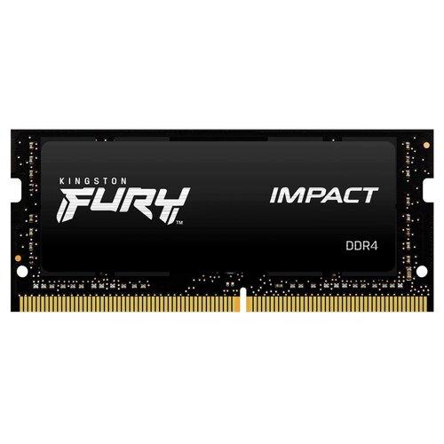 Pamięć RAM KINGSTON Fury Impact 16GB 2666MHz