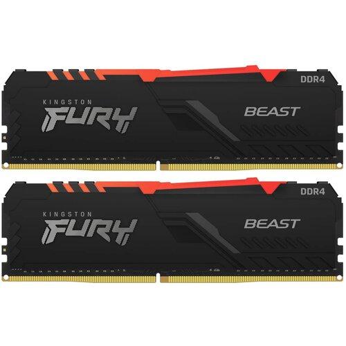 Pamięć RAM KINGSTON Fury Beast 16GB 3600MHz