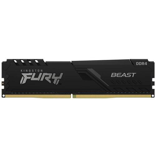 Pamięć RAM KINGSTON Fury Beast 8GB 3000MHz