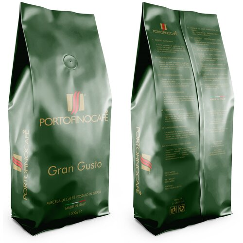 Kawa ziarnista PORTOFINO CAFE Gran Gusto Arabica 1 kg