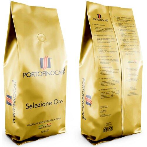 Kawa ziarnista PORTOFINO CAFE Selezione Oro 1 kg