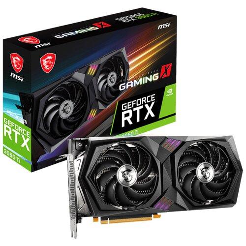 Karta graficzna MSI GeForce RTX 3060 Ti Gaming X LHR 8GB