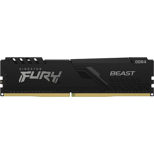 Pamięć RAM KINGSTON FURY Beast 16GB 2666MHz