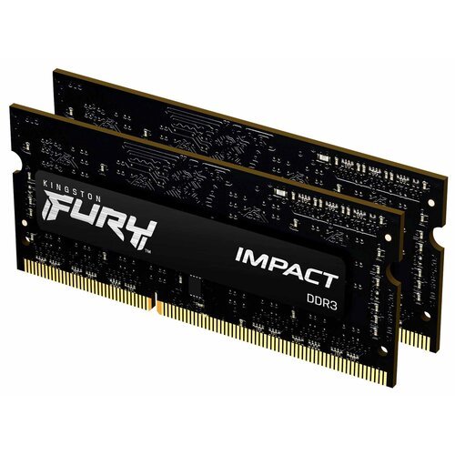 Pamięć RAM KINGSTON Fury Impact 8GB 1866MHz