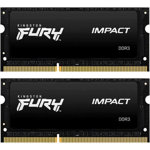 Pamięć RAM KINGSTON Fury Impact 16GB 1866MHz