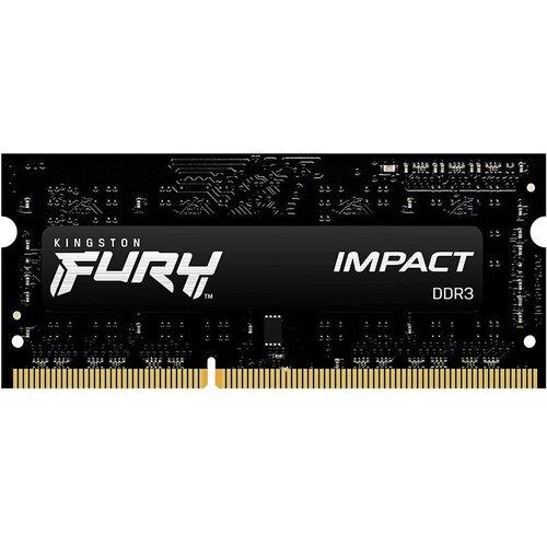 Pamięć RAM KINGSTON Fury Impact 4GB 1866MHz