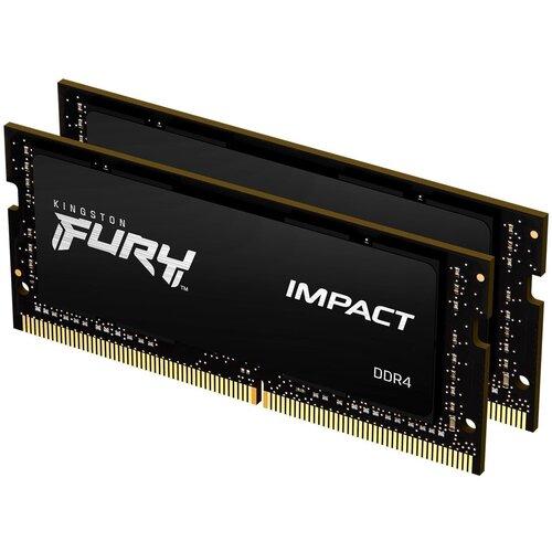 Pamięć RAM KINGSTON Fury Impact 16GB 3200MHz