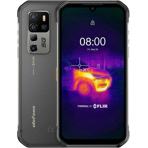 """Smartfon ULEFONE Armor 11T 5G 8/256GB 6.1"""" Czarny + Szkło hartowane"""