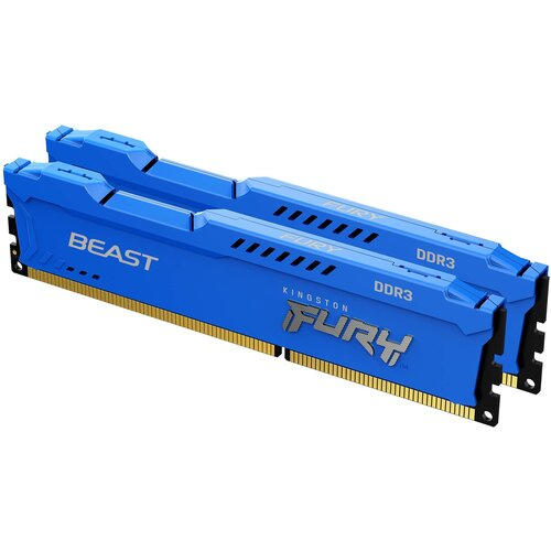 Pamięć RAM KINGSTON Fury Beast Blue 16GB 1866MHz