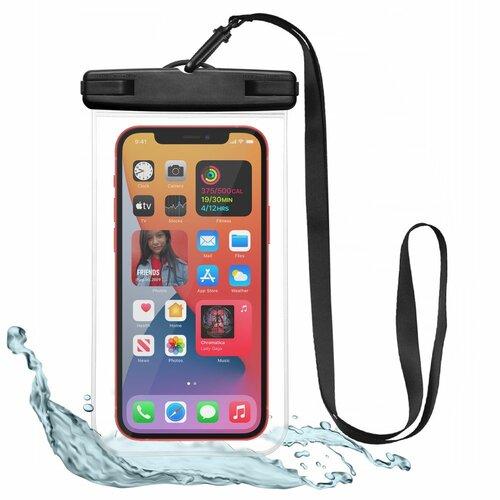 Etui wodoodporne TECH-PROTECT Universal Waterproof Czarny