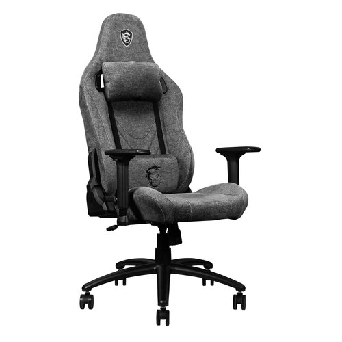 Fotel MSI MAG CH130 I Repeltek Fabric Szary
