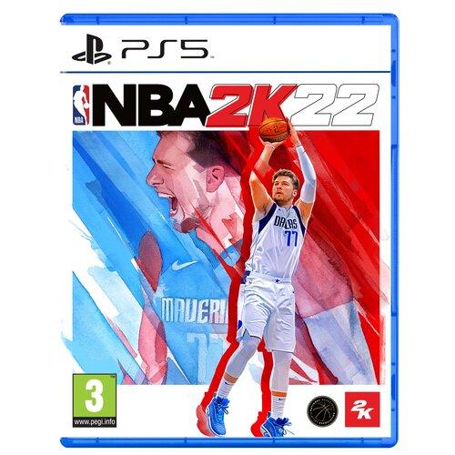 NBA 2K22 Gra PS5