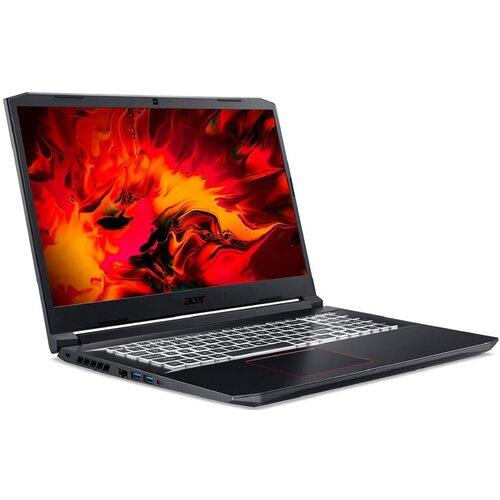 "Laptop ACER Nitro 5 AN517-52 17.3"" IPS 144Hz i7-10750H 8GB SSD 512GB GeForce RTX3060"