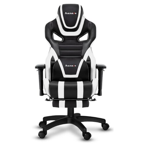 Fotel HUZARO Force 7.5 Czarno-biały