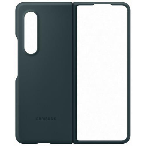 Etui SAMSUNG Silicone Cover do Galaxy Z Fold 3 EF-PF926TGEGWW Zielony