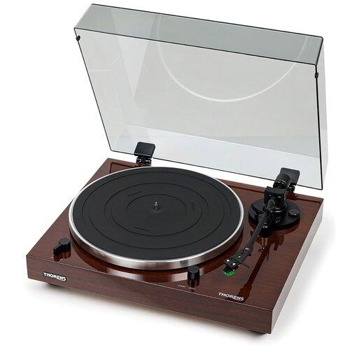 Gramofon THORENS TD 202 Orzech