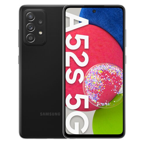 "Smartfon SAMSUNG Galaxy A52s 6/128GB 5G 6.5"" 120Hz Czarny SM-A528"